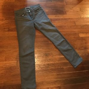 J brand grey skinny leg jeans