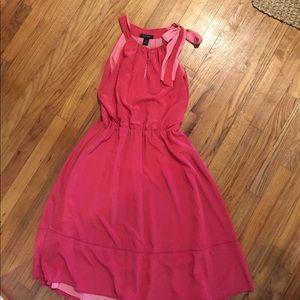 White House Black Market - Pink Dress