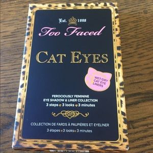 Too too faced cat eyes pallet-brand new!