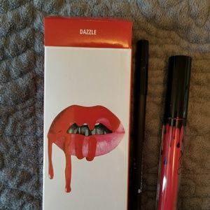 New Kylie dazzle lip kit