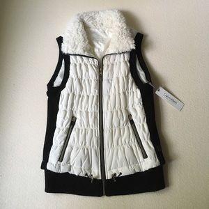NWT Calvin Klein jacket vest