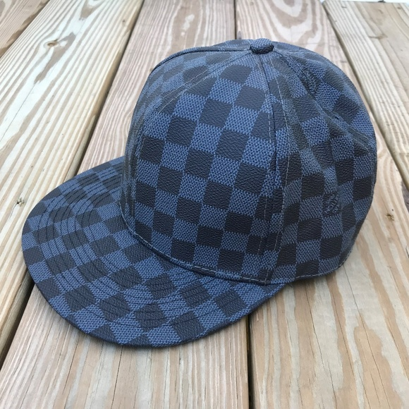 344b5c7027014 Louis Vuitton Other - Louis Vuitton Men s Cap Baseball Hap Blue LV Cap