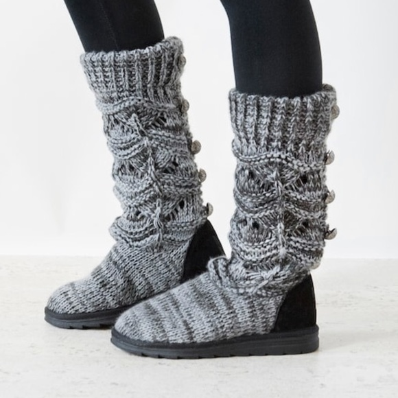 """6288871c2a7 MUK LUKS """"Shelly"""" Women s Water-Resistant Boots"""