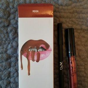 New Kylie reign lip kit