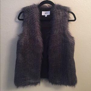 Boutique Brand Faux Fur Vest