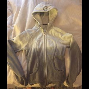 Lululemon Special Edition Scuba Hoodie Ombre Gray