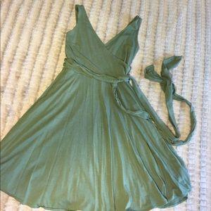 Victoria's Secret (Moda International) Wrap Dress