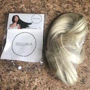Bellami Clip Hair Extension Ponytail