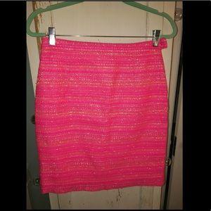 Lilly Pulitzer Gerbera Skirt