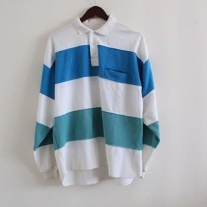 Vintage Striped Long Sleeve