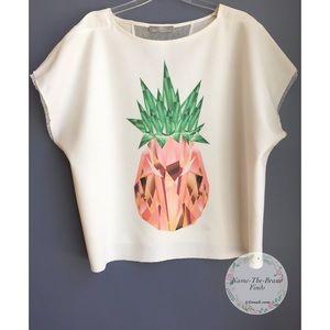 Zara Women's Pineapple Top