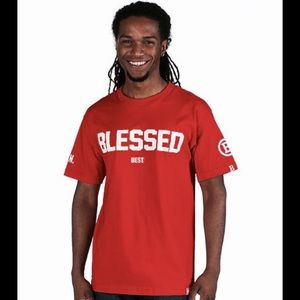 Breezy Excursion BLESSED Tee