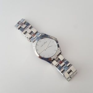 Stainless steel Marc by Marc Jacobs watch