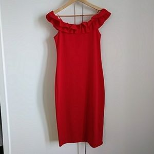 Zara dress. Never worn but took off tags.