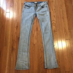 Free People Jeans Size 25 Stretch