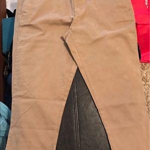 Gap khaki skinnies