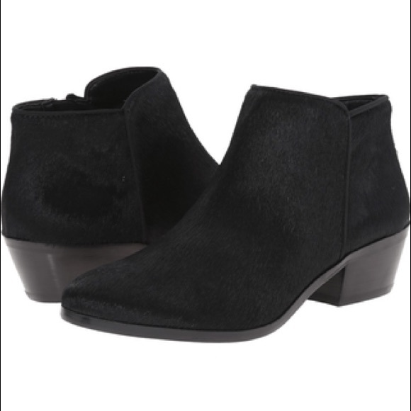 d60686500 Sam Edelman Petty Ankle Boot in Black Brahma. M 59eba6409818298bbf04d348