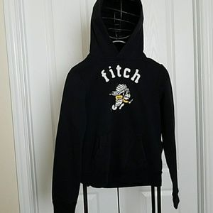 $$ Used in good condition fitch darl blue sweaters
