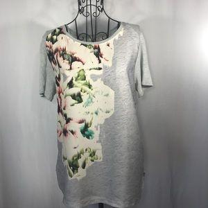 Gray Zara T-Shirt