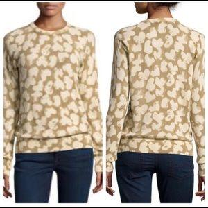 NWT Equipment Sloan Cashmere Sweater Kelp Nude S