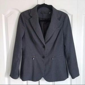 Ivanka Trump Charcoal Blazer Size 8