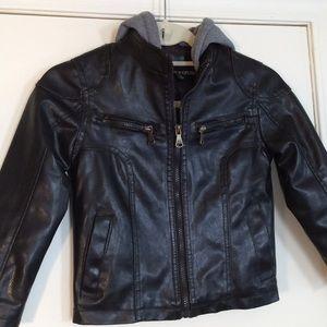 Urban Republic Look of Leather Coat
