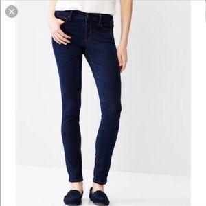 GAP Dark Wash Legging Jeans