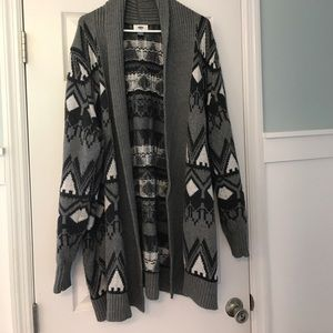 Old Navy Thick long sweater