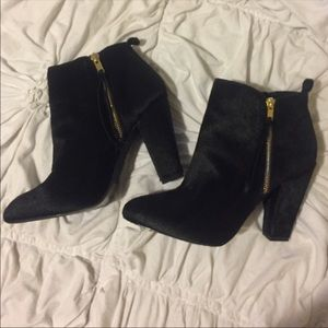 Jocelyn booties by Steve Madden