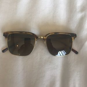 Oliver Peoples wayfarers