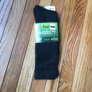 Outdoor Thermal Over the Calf Cold Weather Socks
