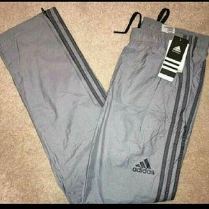 Men's Adidas track pants size 2xl nwt