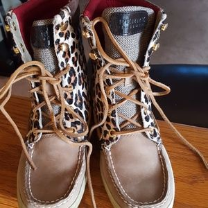 Sperry Top-Sider low boots