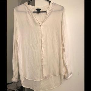H&M White Womens Blouse