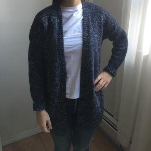 J. Crew wool melange cardigan