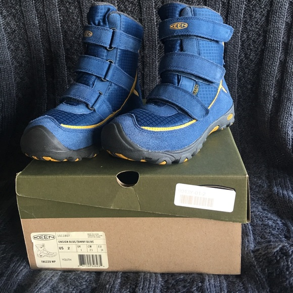 Keen Other - Keen Waterproof Boots. NWT!!