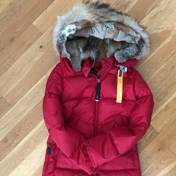 parajumpers masterpiece long bear jakke sort
