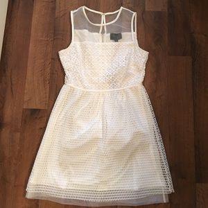 Romeo + Juliet Couture white dress!Brand new!