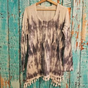 Alter'd State Tie Dye Sweater Top