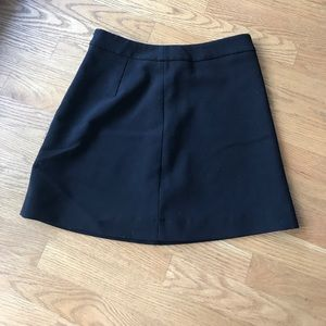 Black skirt from Express- size 6