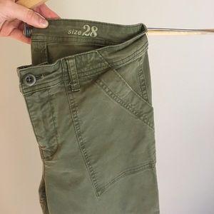 J.Crew cargo pants