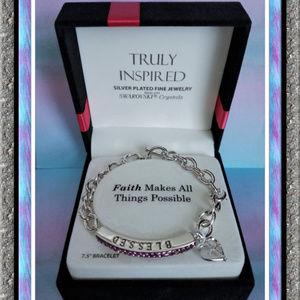 Faith and Blessings Bracelet