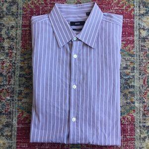 Boss Hugo Boss slim fit dress shirt 16 32/33