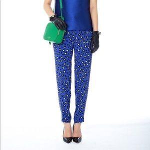Kate spade leopard print pants