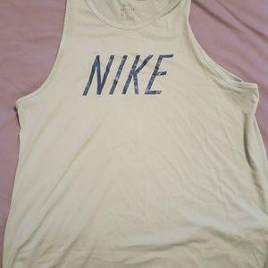 Mint Nike Tank