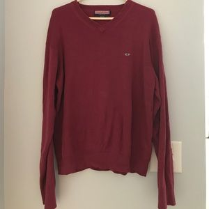 MENS Vineyard Vines V-neck Sweater