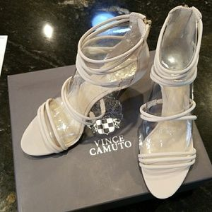 Vince Camuto Strappy Pulps - NEW AND UNWORN