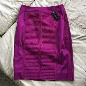 NWT White House Black Market Pencil Skirt Sz 0