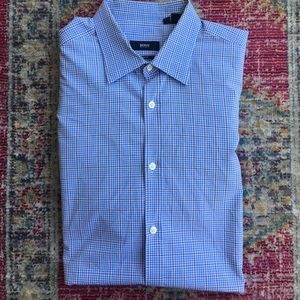 Boss Hugo Boss slim fit dress shirt 16.5 32/33