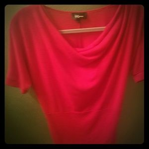 Red size small iz buyer top